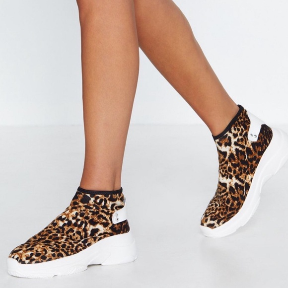 98426a712 Nasty Gal Shoes | Get Catty Sneakers | Poshmark